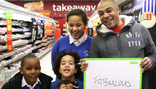 Vox pops video produced by vox pops international in an Asda store to capture key customer insight.