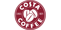 This is an image of the Costa Coffee brand logo.