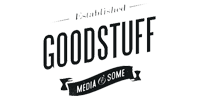 This is an image of the Good Stuff Media Agency logo.