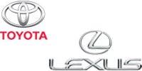 This is an image of the Toyota and Lexus brand logos.