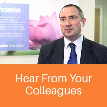 Hear from your colleagues