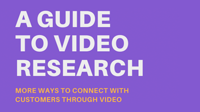 A Guide to Video Research