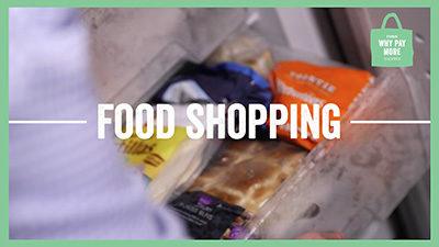Co-op Food Segmentation Videos