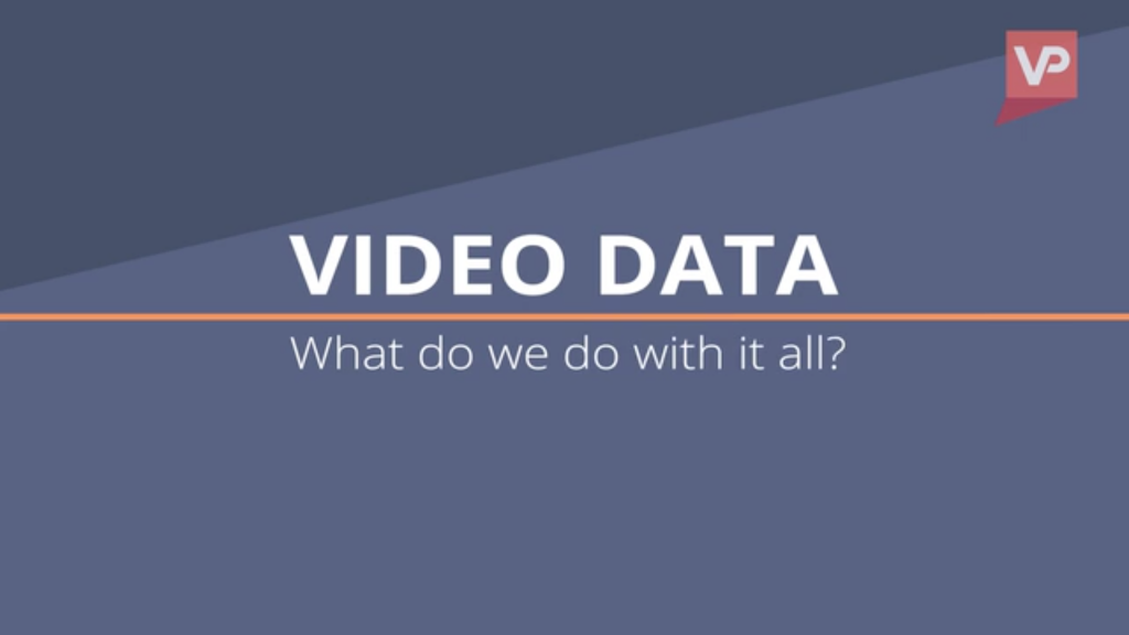 Video data, what do we do with it all?
